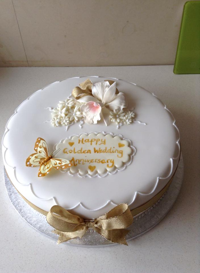 Anniversary Cakes - Wedding Cakes Middlesbrough