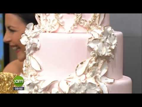 Video Wedding Cake Trends